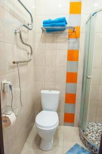 Ванная комната в Апартаменты ABC Aparts у Казанского вокзала
