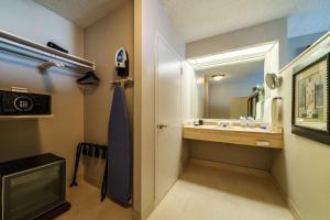 Ett badrum på Hyatt Regency Miami