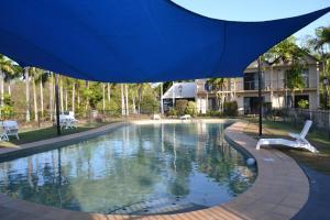 The swimming pool at or near Hinchinbrook Resorts