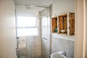 A bathroom at Langebaan-On-Sea