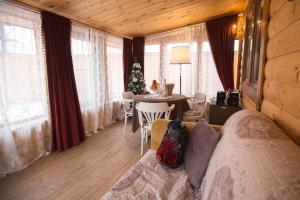 Гостиная зона в Бутик- отель Империал