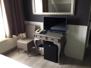 TV/Unterhaltungsangebot in der Unterkunft Pauls Hotel