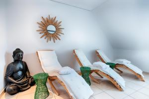 Spa and/or other wellness facilities at ACHAT Hotel Wiesbaden City