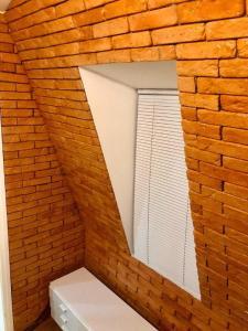 Um banheiro em Nizami Street 41D