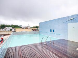 The swimming pool at or close to Hotel Bahia Park - Salvador