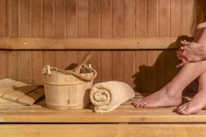 Spa and/or other wellness facilities at Hotel-Gasthof Zum Dragoner