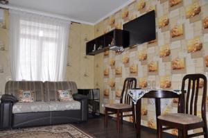 Зона вітальні в Parusa Maklaia