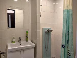 Ванная комната в Парк-Отель Риверсайд