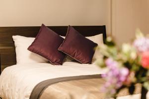 Fuji Heightsにあるベッド