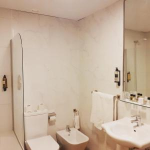 Un baño de Lisbon City Hotel by City Hotels