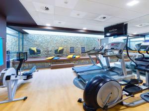 Centrum fitness w obiekcie Novotel Kraków Centrum