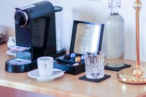 Kaffee-/Teezubehör in der Unterkunft Superior Hotel Persal