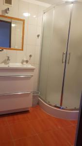 Łazienka w obiekcie Willa Aster