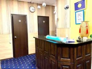 The lobby or reception area at Квартира у КРЕМЛЯ