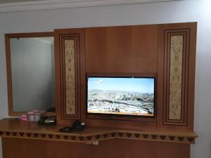 تلفاز و/أو أجهزة ترفيهية في فندق رهف المشاعر
