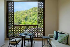 A seating area at The St. Regis Langkawi