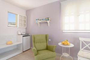 Oleskelutila majoituspaikassa Pefkos Lemon Tree Apartments