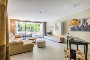 En sittgrupp på Lago Garden Apart-Suites & Spa Hotel