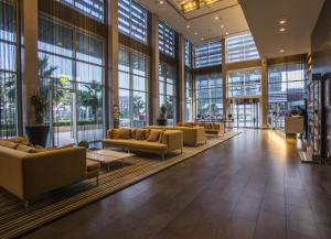 Hall o reception di Centro Yas Island-by Rotana