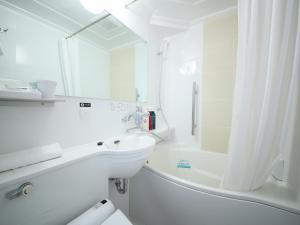 A bathroom at APA Hotel Shin-Osaka Esaka Ekimae