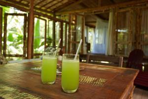 Drinks at Pousada Casa Caiada
