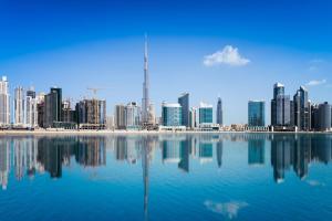 Бассейн в Dusit D2 Kenz Hotel Dubai или поблизости