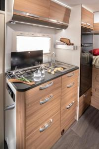 A kitchen or kitchenette at REVAN