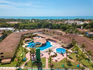 Uma vista da piscina em Portobello Park Hotel ou nos arredores