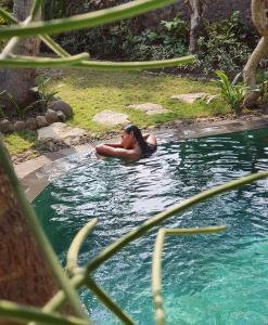 The swimming pool at or near Kuno Villas