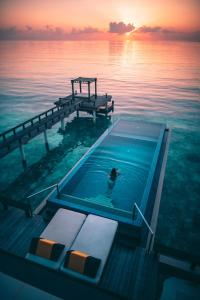 The swimming pool at or near Angsana Velavaru – All Inclusive SELECT