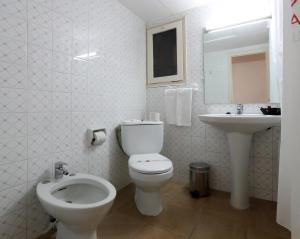 Ванная комната в Hotel Guitart Central Park