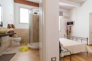 Een badkamer bij Marina Di Castello