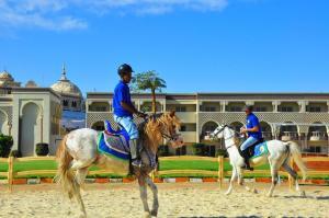 Paardrijden bij het resort of in de buurt