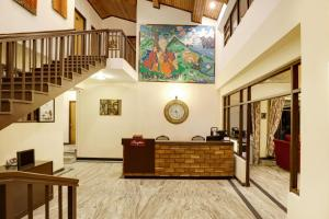 The lobby or reception area at Summit Norling Resort & Spa