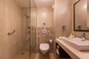 A bathroom at Sterling Darjeeling