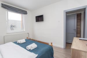 Posteľ alebo postele v izbe v ubytovaní Guesthouse YeS in Bodice