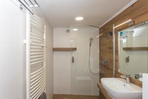 Kúpeľňa v ubytovaní Guesthouse YeS in Bodice