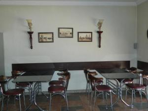 A restaurant or other place to eat at Hotel Ritsa