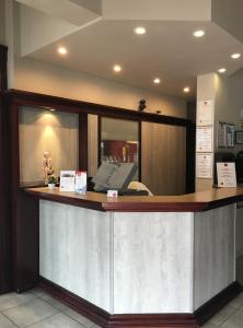 The lobby or reception area at Value Stay Blankenberge