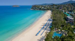 A bird's-eye view of Katathani Phuket Beach Resort - SHA Plus