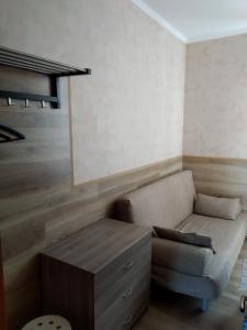Гостиная зона в Отель Аура