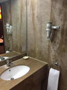 Ένα μπάνιο στο Pyramids Park Resort Cairo