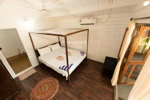A bunk bed or bunk beds in a room at Sea Star Resort