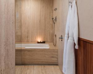 Um banheiro em Hotel Fasano Boa Vista