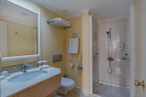 Ein Badezimmer in der Unterkunft Asteria Kremlin Palace