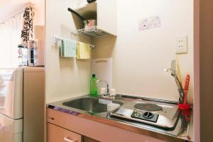 Nishinakasu Building / Vacation STAY 7269にあるキッチンまたは簡易キッチン