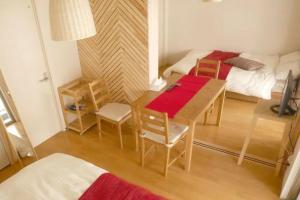 Haruyoshi Cuffe Studio / Vacation STAY 7315にあるベッド