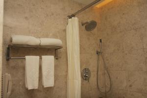 A bathroom at Perdana Kota Bharu