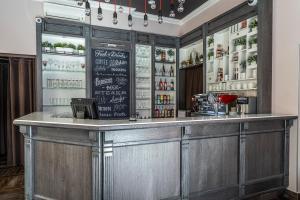 Лобби или стойка регистрации в Kravt Sadovaya Hotel