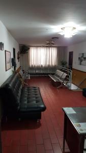 A seating area at Hotel Villas de San Diego